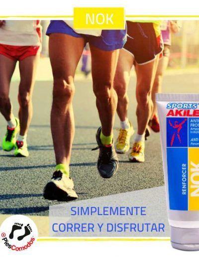 NOK Cream-anti friction - Akileïne sport