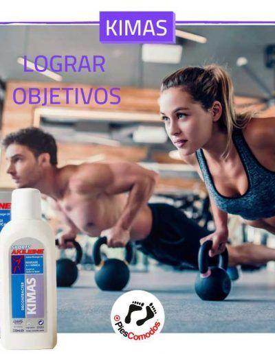 Kimas massage oil with arnica - Akileïne sport