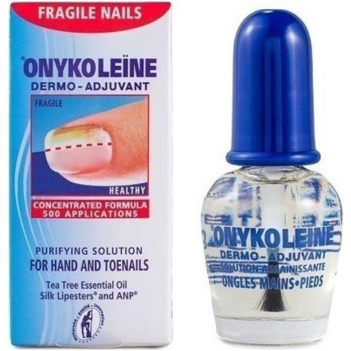 Onycoleine - regenador de uñas - Hongos uñas