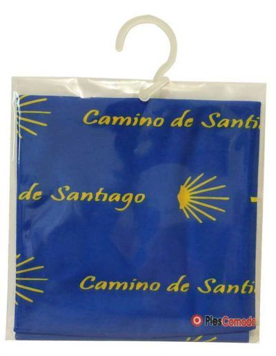 Braga Camino de Santiago en sobre