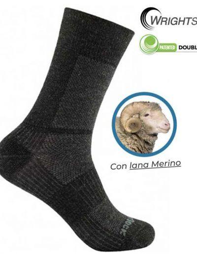 Merino Coolmesh II - Media caña